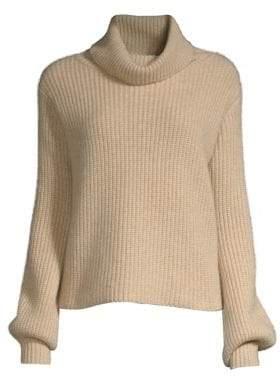 Generation Love Simone Lace-Up Sweater