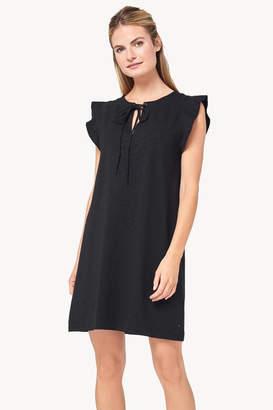 Lilla P Tie-Front Dress