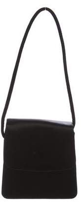 Giorgio Armani Mini Satin Shoulder Bag