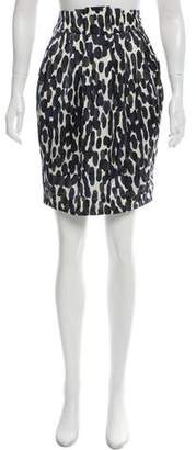 InWear Printed Mini Skirt w/ Tags