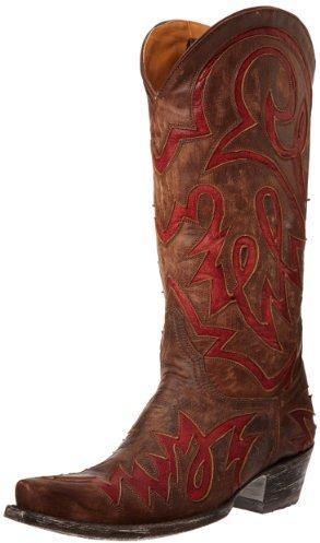 Old Gringo Women's Lauren Inlay Western Boot
