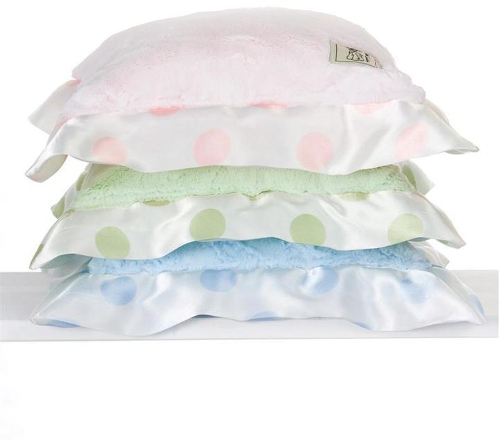 Little Giraffe Luxe New Dot Pillow