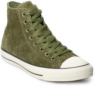 Converse Men's Chuck Taylor All Star Corduroy High Top Shoes