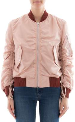 Kenzo Pink Polyamide Jacket