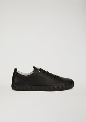 Emporio Armani Sneakers With 3D Sole