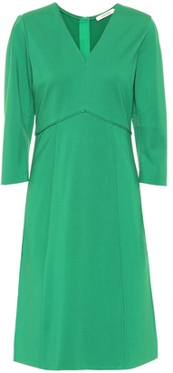 Schumacher Dorothee Stretch-crepe dress