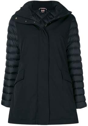 Colmar panelled puffer jacket