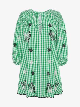 DAY Birger et Mikkelsen Innika Choo Avens Midi smock dress