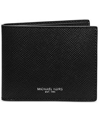 b91bdcacc57 at Amazon Canada · Michael Kors Men s 36T7LWRF5L Warren Leather Bifold  Wallet