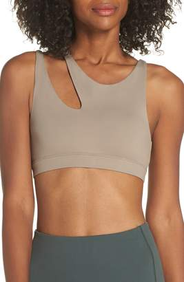 Alo Peak Asymmetrical Sports Bra