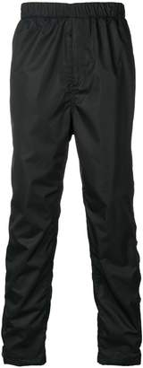 Givenchy side button joggers