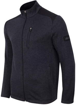 Greg Norman For Tasso Elba Men's Big & Tall Fleece Jacket, Only at Macy's $110 thestylecure.com