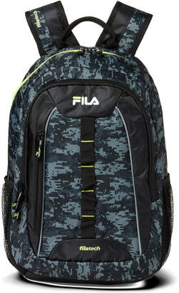 Fila Camo & Neon Fearless Laptop Backpack