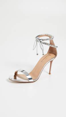 Aquazzura Crillon 85 Sandals