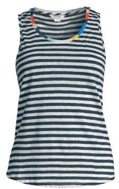 Splendid Ciao Bella Striped Tank Top