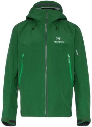 Arc'teryx Green BETA LT hooded jacket