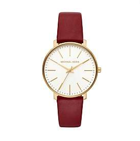 Michael Kors Pyper Red Watch