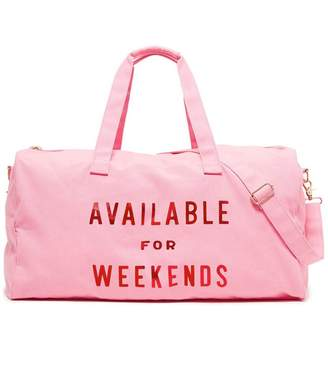 ban.do Weekender Duffel Bag