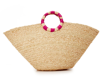 Hat Attack Afternoon Bag $95 thestylecure.com