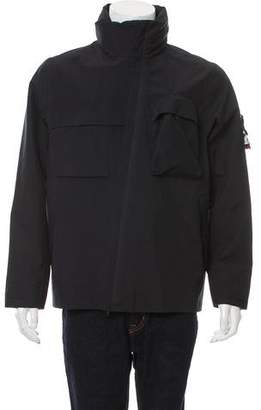 Stone Island Tank Shield Ghost Piece Zip-Up Jacket