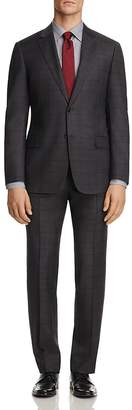 Armani Collezioni Multi Plaid Classic Fit Suit $1,795 thestylecure.com