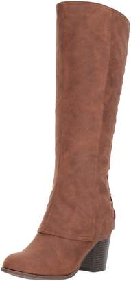 Fergalicious Women's Tootsie Knee High Boot