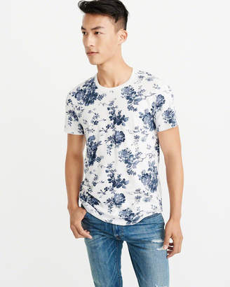 Abercrombie & Fitch Floral Tee