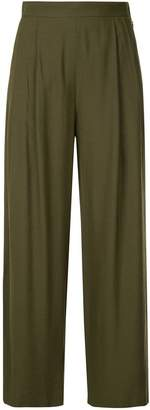 H Beauty&Youth high-waist flared trousers