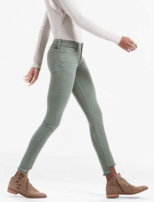 Lucky Brand Ava Mid Rise Skinny Jean