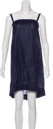Zero Maria Cornejo Linen Sleeveless Dress