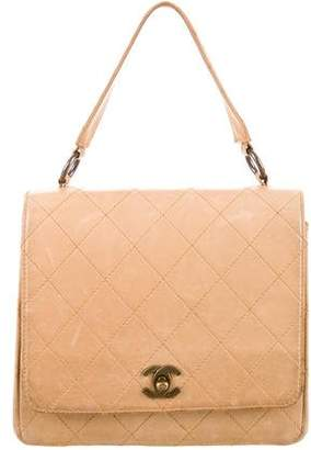 Chanel Quilted Handle Bag