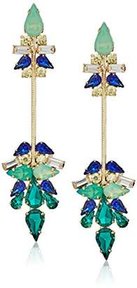 ABS by Allen Schwartz Linear Drop Earrings