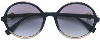 Fendi Eyewear round oversized sunglasses