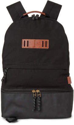 Fossil Black Summit Backpack