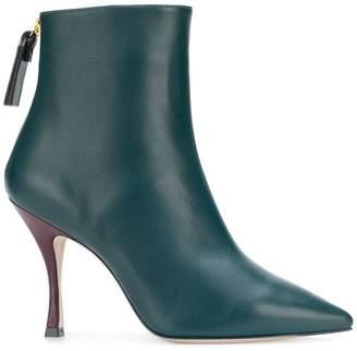 Stuart Weitzman Juniper ankle boots