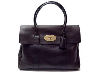 Mulberry Bayswater tote leather handbag