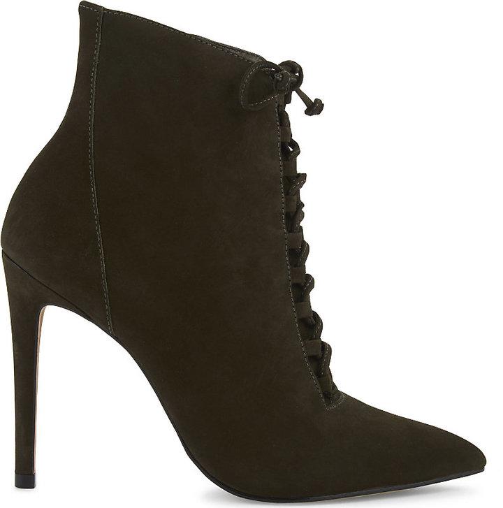 Aldo Jonasson leather shoe boots