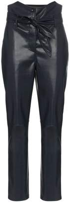 Nanushka Ethan Vegan Leather Trousers