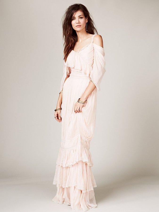 Candela Annabella Silk Gown