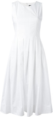 Twin-Set sleeveless mid-length dress $179.51 thestylecure.com