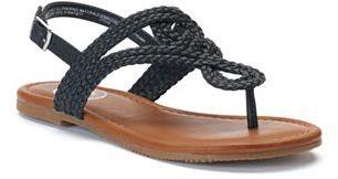 SO® Breeze Girls' Slingback Sandals $29.99 thestylecure.com