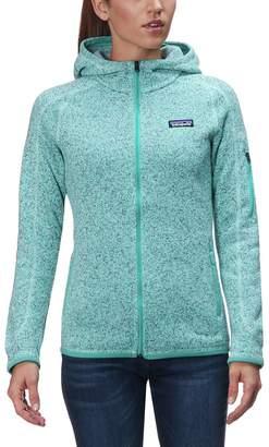 Patagonia Better Sweater Full-Zip Hooded Jacket - Women's