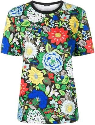 Joseph floral print T-shirt