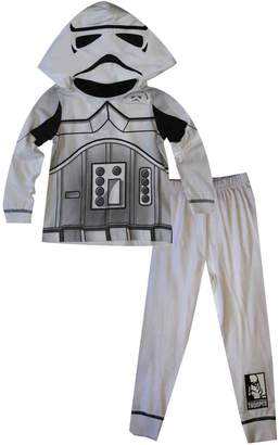 Star Wars Boys licensed Official Novelty Pajama With Cape 2 to 8 Years