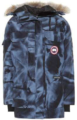 Canada Goose Expedition camouflage parka