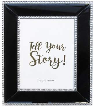 """JAY IMPORTS Black 8\""""x10\"""" Picture Frame"""