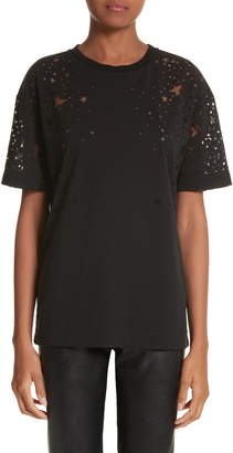 Stella McCartney Burnout Star Tee