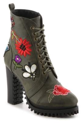 Penny Loves Kenny Frank Combat Boot