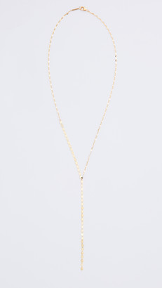 Lana 14k Nude Lariat Necklace