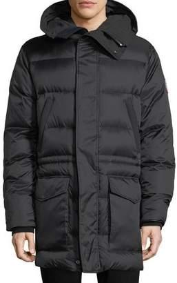 Canada Goose Silverthorne Hooded Parka Coat